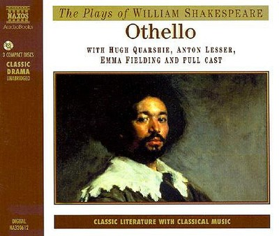 Othello 3D - Shakespeare, William, and Lessor, Anton (Performed by), and Fielding, Emma (Performed by)