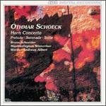 Othmar Schoek: Orchestral Works