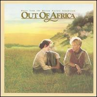 Out of Africa [Original Motion Picture Soundtrack] - John Barry