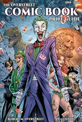 Overstreet Comic Book Price Guide Volume 49: Batman's Rogues Gallery - Overstreet, Robert M