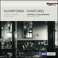 Overtures - Elmar Schmid (chalumeau); Hans-Rudolf Stalder (chalumeau); Heinz Hofer (chalumeau); Cappella Coloniensis;...