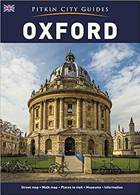 Oxford City Guide - English - Bullen, Annie, and Royston, Angela (Editor)