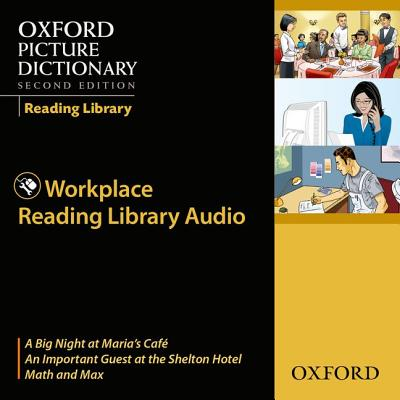 Oxford Picture Dictionary 2nd Edition Reading Library Academics CD -