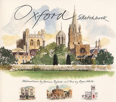 Oxford Sketchbook - White, Roger