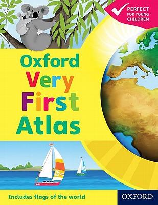 Oxford Very First Atlas -