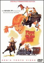 På rymmen med Pippi Långstrump - Olle Hellbom