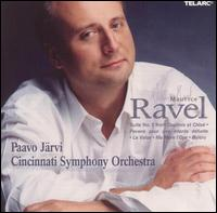 Paavo Järvi Conducts Ravel - Randolph Bowman (flute); Thomas Sherwood (french horn); William Platt (drums); Cincinnati Symphony Orchestra;...