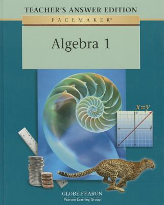 Pacemaker Algebra One Teacher Answer Second Edition 2001c - Fearon (Compiled by)