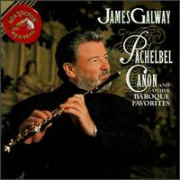 Pachelbel Canon and other Baroque Favorites - I Solisti di Zagreb; James Galway (flute); John Birch (organ); Kyung-Wha Chung (violin); Malcolm Proud (harpsichord);...