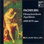 Pachelbel: Hexachordum Apollinis; Chaconne in D major