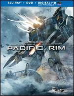 Pacific Rim [Includes Digital Copy] [Ultraviolet] [Blu-ray/DVD]