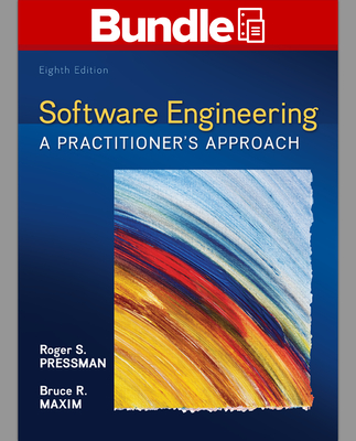 Package: Loose Leaf for Software Engineering with 1 Semester Connect Access Card - Pressman, Roger S, and Maxim, Bruce R, Dr.