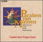Pacxken van Minnen: Middeleeuwse Muziek uit de Nederlanden