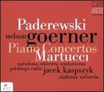 Paderewski, Martucci: Piano Concertos
