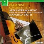 Paganini: Concerti Nos. 1 & 2