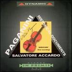 Paganini Historical Documents: Barucaba'