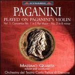 Paganini: Played on Paganini's Violin, Vol. 1