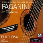 Paganini:Twenty Four Caprices