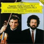Paganini: Violin Concerto No. 1; Saint-Saëns: Violin Concerto No. 3