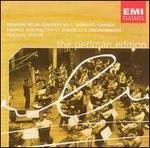 Paganini: Violin Concerto No. 1; Sarasate: Carmen Fantasy [Perlman Edition]