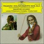 Paganini: Violin Concertos Nos.3 & 4