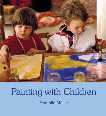 Painting W/Children (New Ed) (P) - Muller, Brunhild