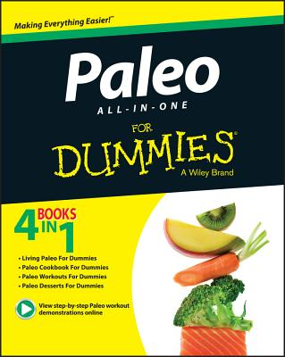 Paleo All-In-One for Dummies - Petrucci, Kellyann, Dr., and Joulwan, Melissa, and Flynn, Patrick