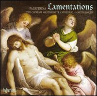 Palestrina: Lamentations - Westminster Cathedral Choir (choir, chorus)
