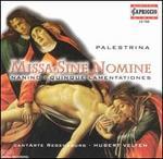 Palestrina: Missa Sine Nomine; Nanino: Quinque Lamentationes
