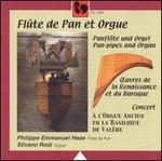 Pan-Pipes and Organ: French and Italian Music from the 16th to the 18th Century