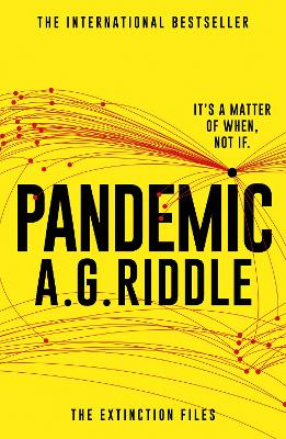 Pandemic - Riddle, A. G.