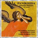 Panikhida Orthodox Requiem