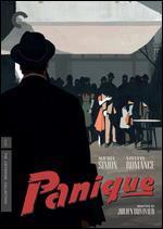 Panique [Criterion Collection]