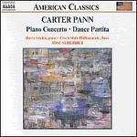 Pann: Piano Concerto & Dance Partita