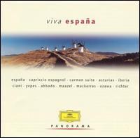 Panorama: Viva España - Dino Ciani (piano); Jean-Marc Luisada (piano); Narciso Yepes (guitar); Sviatoslav Richter (piano)