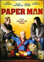 Paper Man - Kieran Mulroney; Michele Mulroney