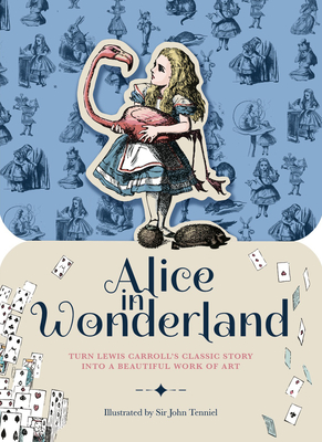 Paperscapes: Alice in Wonderland: Turn Lewis Carroll's classic story into a beautiful work of art - Wood, Selina, and Paperscapes