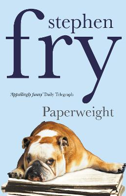 Paperweight - Fry, Stephen