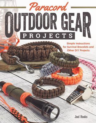 Paracord Outdoor Gear Projects - Hooks, Joel