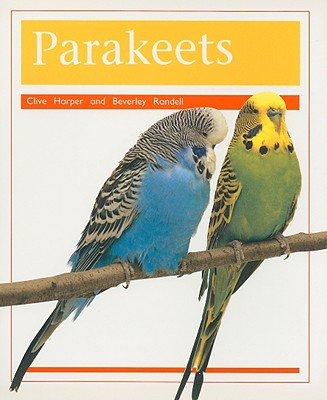 Parakeets - Harper, Clive, and Randell, Beverley