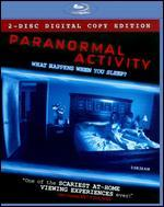 Paranormal Activity [2 Discs] [Includes Digital Copy] [Blu-ray]