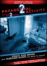 Paranormal Activity 2: Unrated Director's Cut [French]