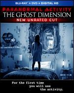 Paranormal Activity: The Ghost Dimension [Blu-ray/DVD]