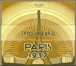 Paris 1937 - Trio Lézard