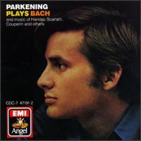 Parkening Plays Bach - Christopher Parkening (guitar)