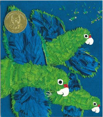 Parrots Over Puerto Rico - Trumbore, Cindy