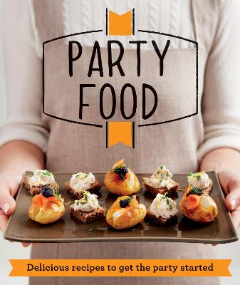 Party Food: Delicious recipes that get the party started - Good Housekeeping Institute