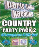 Party Tyme Karaoke: Country Mega Pack, Vol. 2