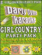 Party Tyme Karaoke: Girl Country Party Pack