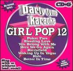 Party Tyme Karaoke: Girl Pop, Vol. 12